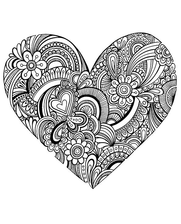 Mandalas a colorier - Des dessin a imprimer gratuit ...