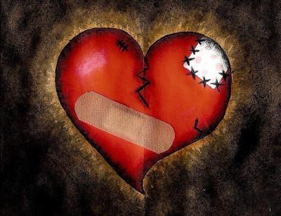 Coeur brise 1