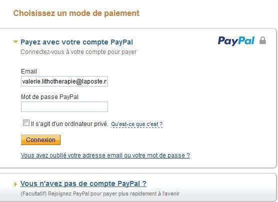 Paypal reglement sans compte 1