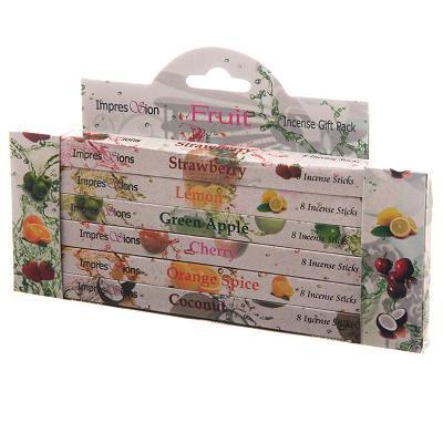 FRUITS COFFRET