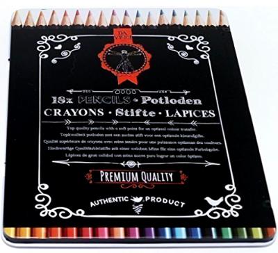 Crayons de couleur davinci 1