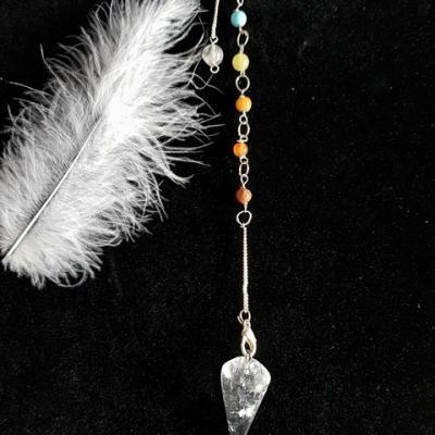 Cristal de roche chakras 2