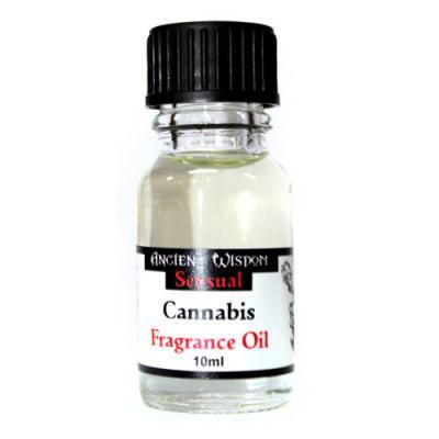 CANNABIS Huile parfumée