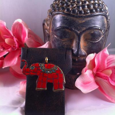 Jaspe rouge elephant 1