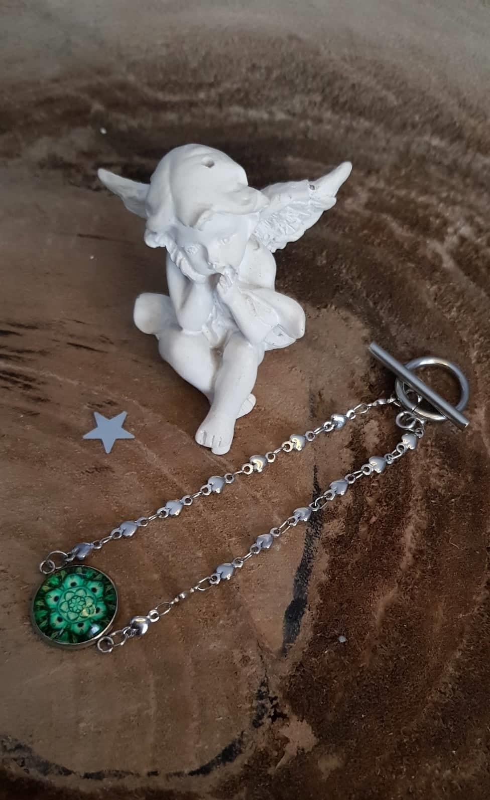 Love care for soul bracelet barbara