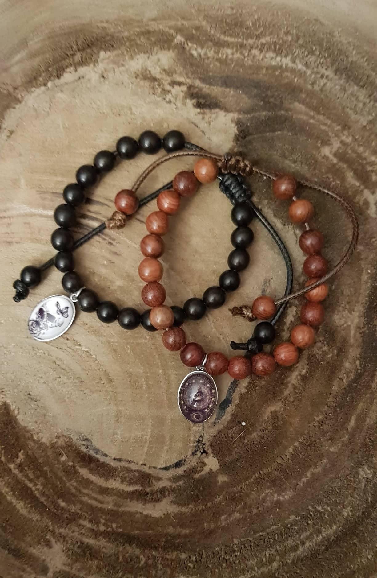 Love care for soul bracelet bois homme
