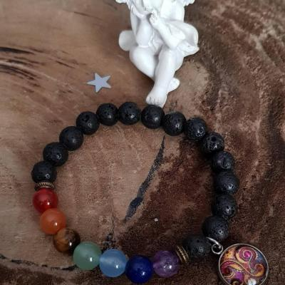 Love Care for Soul❤ Bracelet CHAKRAS