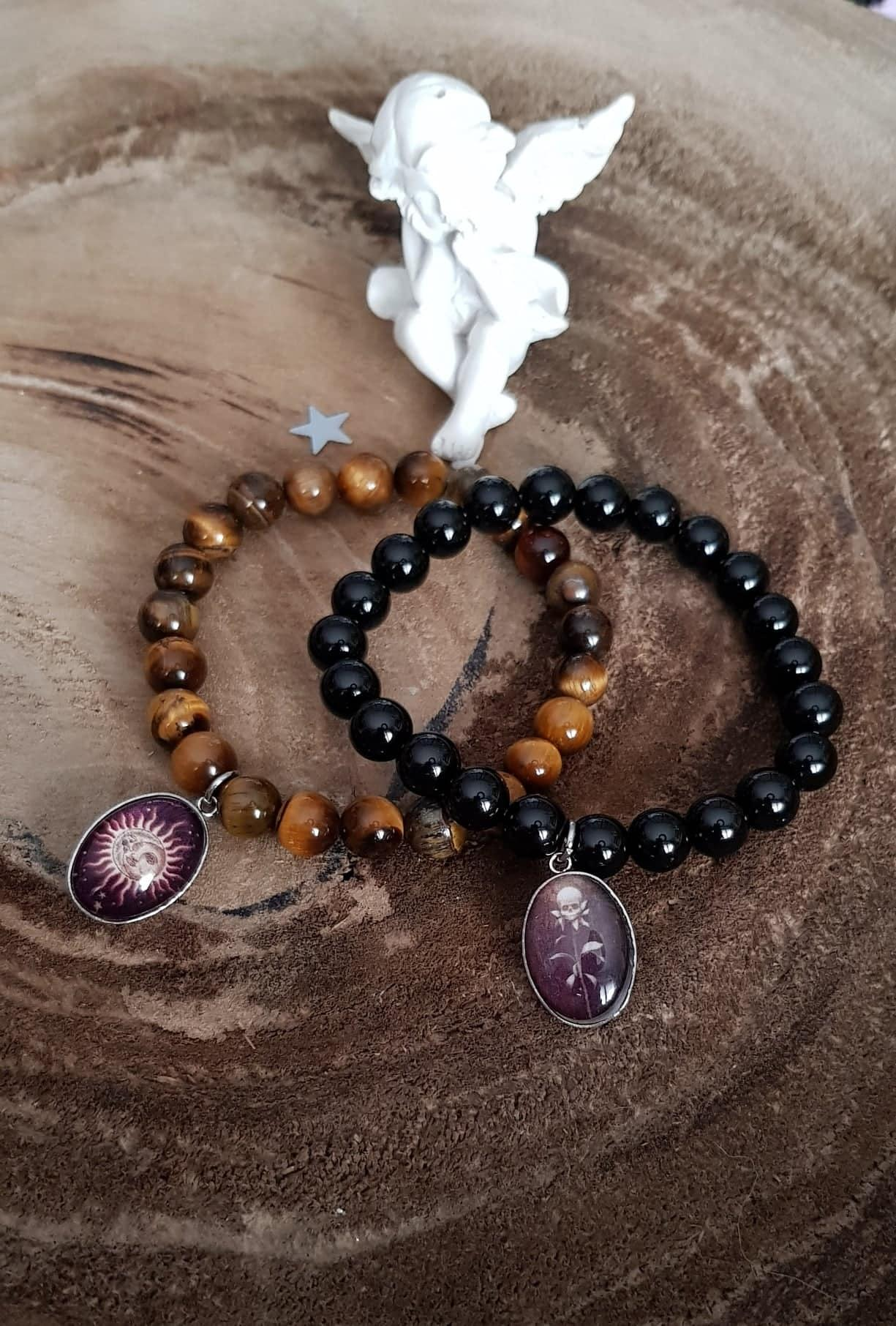 Love care for soul bracelet raphael