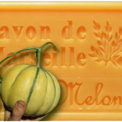 Savon au melon