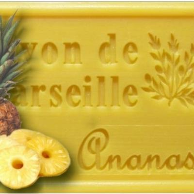 Savon de marseille ananas 1