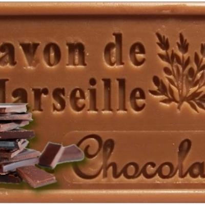 Savon de marseille chocolat