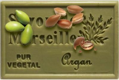 Savon de marseille huile argan