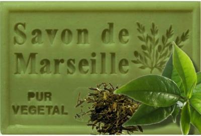 Savon de marseille the vert