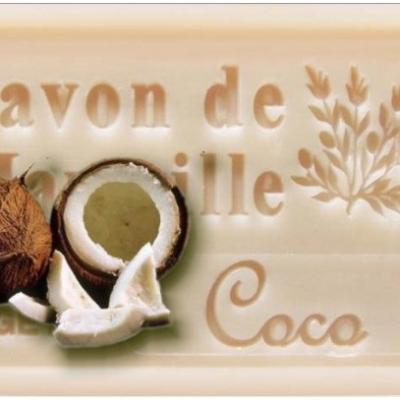 Savon noix de coco