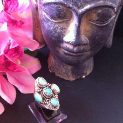 TURQUOISE Bague